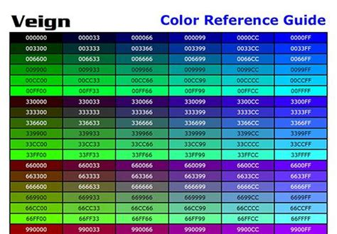 37 must sheets and references for web developers and designers