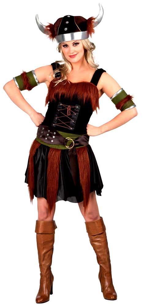 d 233 guisement guerrier viking femme