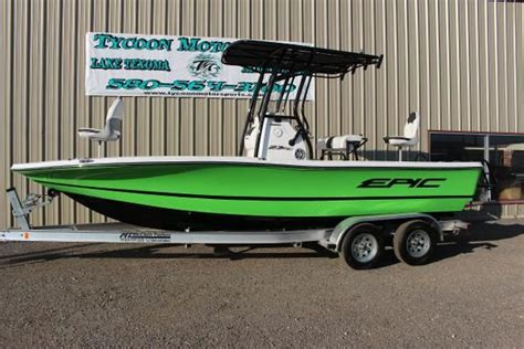 Bay Boats For Sale Oklahoma by Center Console New And Used Boats For Sale In Oklahoma