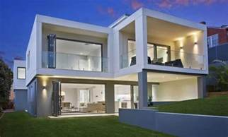 architecture designs for homes architect design new home cube house seaforth sydney