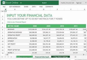 annual financial report template for excel online With financial reporting templates in excel