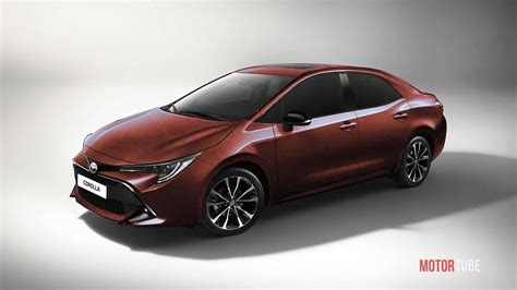 Honda Civic Kombi 2020 by 2020 Toyota Corolla Rendered