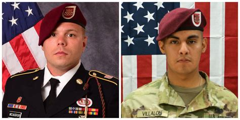 fort bragg soldiers killed  afghanistan