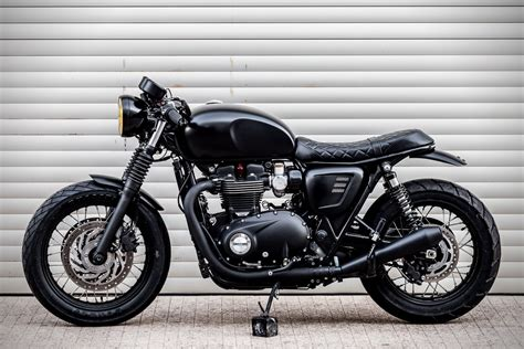 Triumph Bonneville T120 Modification by 2016 Triumph Bonneville T120 By Macco Motors Hiconsumption