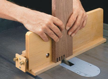 dial  perfect fitting box joints   table