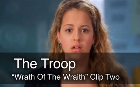 the troop quot wrath of the wraith quot clip 2 on vimeo - Wrath Of The 2 Clip