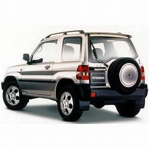 2001 2003 Mitsubishi Pajero Service Workshop Manual Wiring Diagram Manual Download