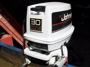 30 Hp Johnson Boats For Sale