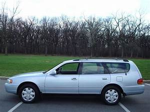 Sell Used 1996 Toyota Camry Wagon  Low Miles  Clean  3rd