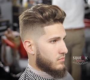 Dégradé Barbe Homme : un style de barbe au poil pour chacun mode homme pinterest style de barbe barbe sans ~ Melissatoandfro.com Idées de Décoration