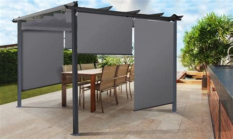 stores universels pour pergola groupon shopping