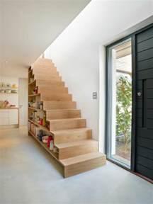 Echafaudage Pour Escalier Interieur by 43 Photospour Fabriquer Un Escalier En Bois Sans Efforts