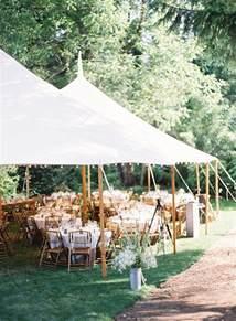 backyard wedding reception ideas charming seattle outdoor wedding once wed