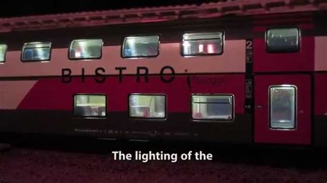 philips led lighted train engine led lighted hobbytrain sbb ic2000 led beleuchtung spur n