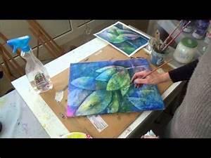 Acrylbinder Selber Machen : 484 besten malen mit acrylfarben bilder auf pinterest acrylgem lde bilder malen und abstrakte ~ Yasmunasinghe.com Haus und Dekorationen