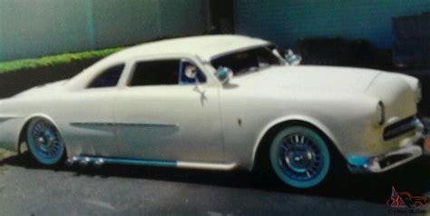 1949 Ford Custom Club Coupe Hot Rod Chopped Lead