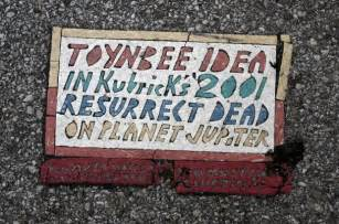 mysterious toynbee tiles becoming targets of theft in st