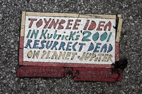 Toynbee Tiles Documentary by Mysterious Toynbee Tiles Becoming Targets Of Theft In St