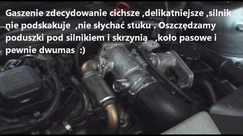 instalacja klapy gaszacej    mtu roger nysawmv