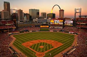 St Louis - Busch Stadium at Sunset | Flickr - Photo Sharing!