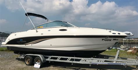 Chaparral Cruiser Boats For Sale by Chaparral 255 Ssi Sports Cruiser For Sale Total Boat Sales