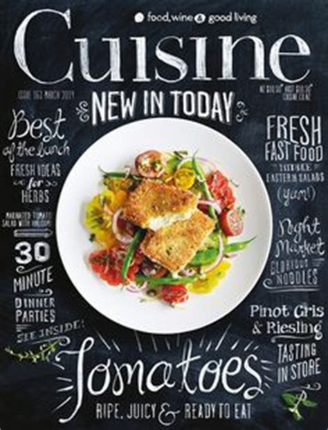 magazine de cuisine gastronomique 1000 images about cuisine covers on what to