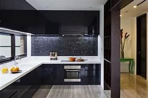 Cuisine Moderne Design : belle maison r nov e au design int rieur moderne et si minimaliste design feria ~ Preciouscoupons.com Idées de Décoration