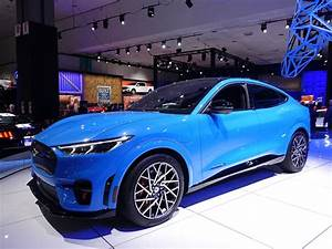 RETRO KIMMER'S BLOG: NEW 2021 FORD ELECTRIC MUSTANG MACH E SPORT UTILITY VEHICLE