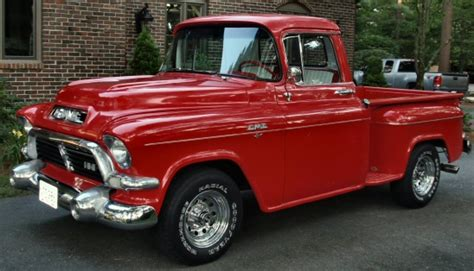1957 gmc pickup american muscle cars gmc pickup chevy