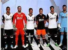 El Valencia CF presenta su primera camiseta para la