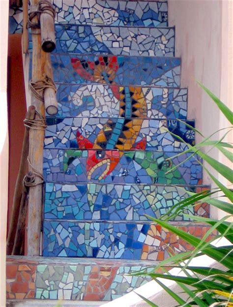 art  mosaics  mayan beach garden