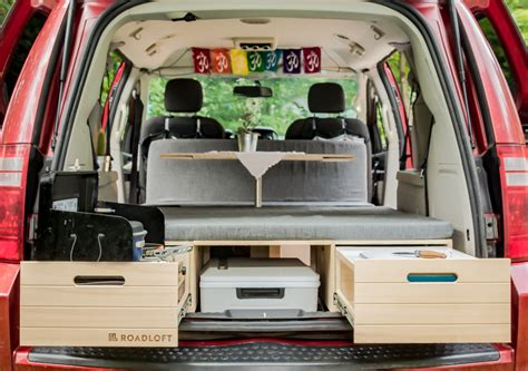 Maybe you would like to learn more about one of these? Order your camper conversion kit Roadloft