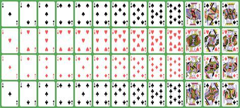 Fileenglish Pattern Playing Cards Decksvg Wikimedia