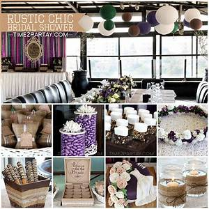 ayas rustic chic bridal shower time2partaycom With rustic wedding showers