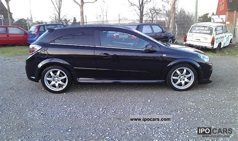 Opel Astra 2008 by 2008 Opel Astra Opc Car Photo And Specs