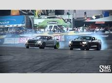 Ford Mustang RTR and Spec 5 Car Epic Drifting Show YouTube