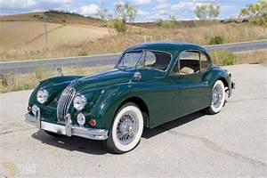 Classic 1957 Jaguar Xk 140 Fhc For Sale