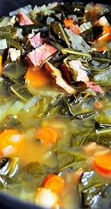 World's Best Southern Style Collard Greens With Smoked Ham