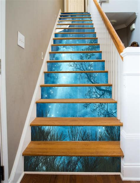 Ways Spruce Staircase by Fall Painted Stairway 15 Stairs Stairways Design