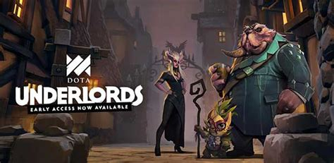 dota underlords 1 0 b1000249 full strategy apk for android