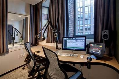 Podcast Studio Gimlet Unique Studios Wsdg Makes