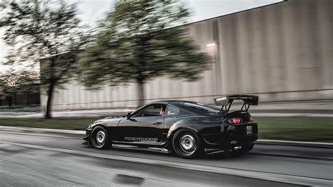 Toyota Car Wallpaper Hd by Car Jdm Tuning Toyota Supra Wallpapers Hd Desktop And