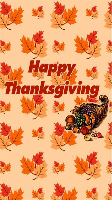 thanksgiving iphone wallpaper background