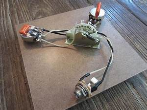 Paul Reed Smith Prs Wiring Kit