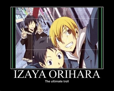 Durarara Memes - 1izaya orihara images izaya meme hd wallpaper and background photos 34462660