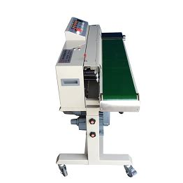 air suction continuous package sealer
