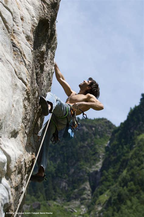 klettern im zillertal naturerlebnis und kletterparadies