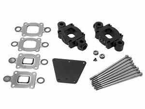Mercruiser 5 0l Mpi Alpha    Bravo Exhaust Risers Parts