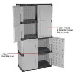 garage cabinets plastic storage garage cabinets