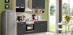 Komplette Küche Mit Elektrogeräten : einbauk che k che mit elektroger ten k chenwelt ~ Markanthonyermac.com Haus und Dekorationen